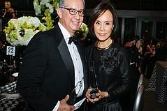 Hana's Kim and Avant's Blanco Honored at Black & White Ball