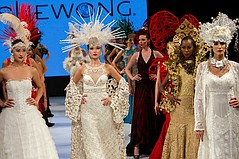 L.A. Fashion Week: On With The Shows