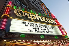 Fashion Industries Guild Goes to the Movies