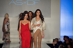 AS by DF Honored at Fifth Annual FBI All Aboard Fashion Week Show