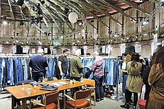 Kingpins Amsterdam Encompasses the Denim Industry From Fiber and Fabric to Design Development and Finishing
