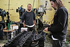 Broken Homme Aims To Crack Tough Made-in-L.A. Niche: Footwear