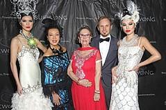 Sue Wong's Lavish New Year's Eve