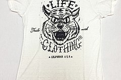 T-Shirts: Life Clothing Co.