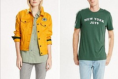 Levi's Clothes for Superbowl 50