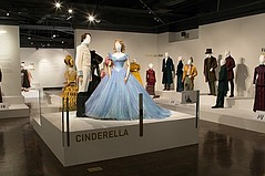 Oscar-nominated Costumes on Display at FIDM