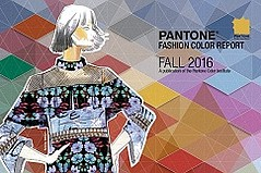 Pantone Unveils a Palette of Colors for Fall 2016