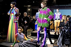 Print Technology Meets Design at Epson Fashion Week Event