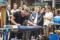 Italian Denim Mill Candiani Opens L.A. Design Center