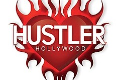 Hustler Hollywood Opening in Hollywood