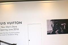 Louis Vuitton Men's To South Coast Plaza