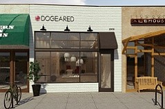 Dogeared Opening in Santa Monica