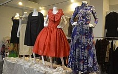 Vintage Fashions at Weekend Expo