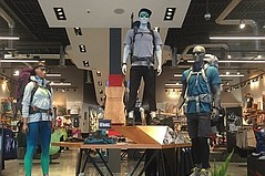 The North Face (Re) Opens in Palo Alto