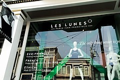 French Eco-Friendly Brand Opens First Store in SF