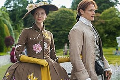 Outlander Costumes Behind the Scenes