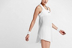 Flipping out over Nike's new tennis dress