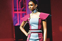 Fashion on the Runway from SMC Fashion and Merchandising Students