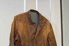 Levi's Acquires Einstein's Iconic Leather Jacket