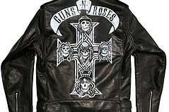 Rock Style a la John Varvatos X GNR