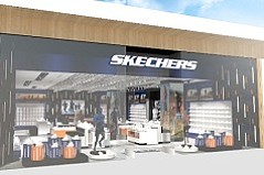 Skechers Skips Over to One World Trade