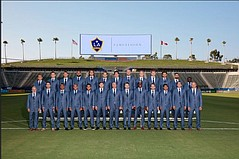 Suit Up LA Galaxy