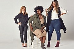 New Sizes for JustFab