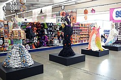 FIDM Students Create Visual Displays at 99 Cents Only Store