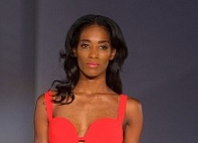 Naven Goes Flirty at Style Fashion Week