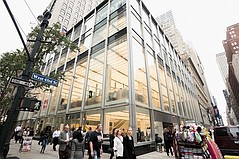 The North Face Opens Flagship on Fifth Avenue