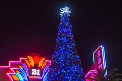 "Irvine Spectrum's ""Dancing"" Xmas Tree"