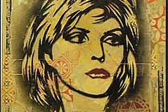 Debbie Harry's & Obey's Collab Line