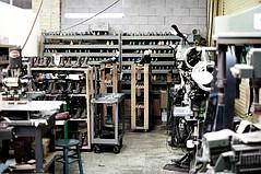 Broken Homme Buys Factory