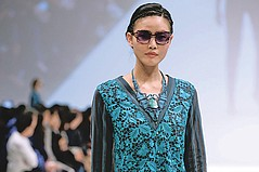 Hong Kong Fashion Week Takes to the Catwalk With Asian Designers