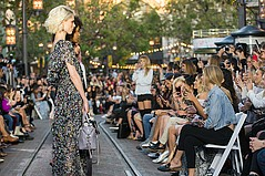 Rebecca Minkoff Hosts 'See Now, Buy Now' Show at The Grove