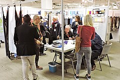 Crowded Trade Show Schedule Cuts in to LA Textile Traffic