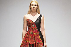 FCI's Spring Bricolage Student Fashion Show