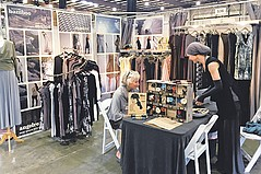 Retailers Dry off From a Wet Winter to Attend Fashion Market Northern California