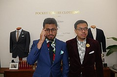 Pocket Square Clothing's Big 1st