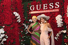 Guess Celebrates 35 With FIDM Exhibition