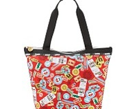 LeSportsac to Make Mario Bros. Travel Accessories