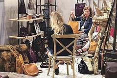 Retailers Revamp Inventory at Fashion Market Northern California