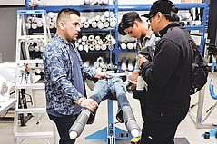 Candiani, Albiate 1830 and Matias Showcase Italian Denim Innovation in L.A.
