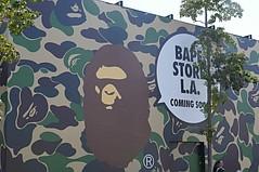 Bathing Ape to make a Los Angeles Comeback