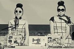 Menoh's Sewing Machine Music