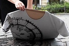 Taking Screen Printing to the Streets