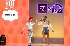 Forever 21 Teams Up With Taco Bell For New Collection