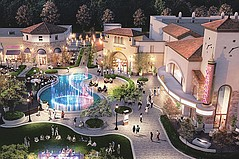 The Veranda: New Mall Takes a Bow