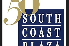 South Coast Plaza's 50th Anniversary Book