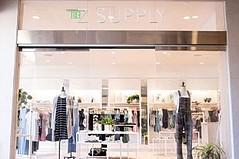 Z Supply Pops at Fashion Island